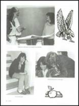1981 North Clayton High School Yearbook Page 92 & 93