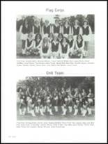 1981 North Clayton High School Yearbook Page 104 & 105