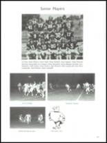 1981 North Clayton High School Yearbook Page 108 & 109