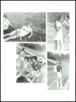 1981 North Clayton High School Yearbook Page 112 & 113