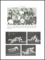 1981 North Clayton High School Yearbook Page 114 & 115