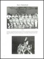 1981 North Clayton High School Yearbook Page 116 & 117
