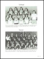 1981 North Clayton High School Yearbook Page 118 & 119