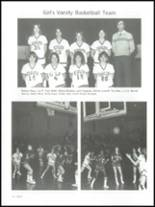 1981 North Clayton High School Yearbook Page 120 & 121