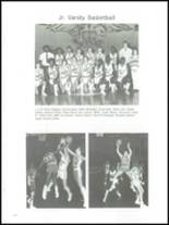 1981 North Clayton High School Yearbook Page 122 & 123