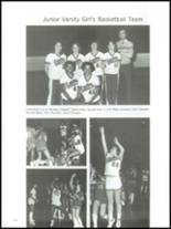 1981 North Clayton High School Yearbook Page 124 & 125