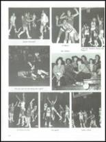 1981 North Clayton High School Yearbook Page 126 & 127