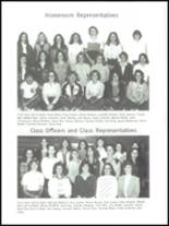 1981 North Clayton High School Yearbook Page 128 & 129