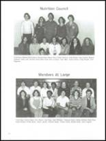 1981 North Clayton High School Yearbook Page 130 & 131