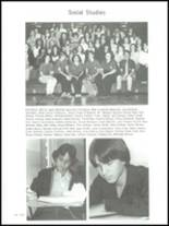 1981 North Clayton High School Yearbook Page 132 & 133