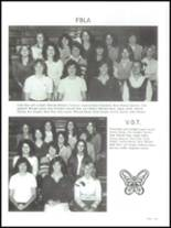 1981 North Clayton High School Yearbook Page 136 & 137