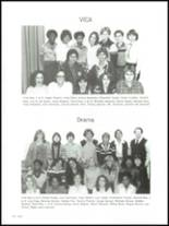 1981 North Clayton High School Yearbook Page 140 & 141