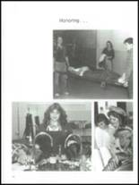 1981 North Clayton High School Yearbook Page 142 & 143