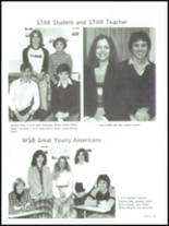 1981 North Clayton High School Yearbook Page 144 & 145