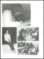 1981 North Clayton High School Yearbook Page 150 & 151
