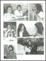 1981 North Clayton High School Yearbook Page 164 & 165