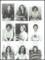 1981 North Clayton High School Yearbook Page 166 & 167