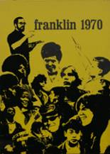 1970 Yearbook Franklin High School