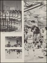 1970 Franklin High School Yearbook Page 54 & 55