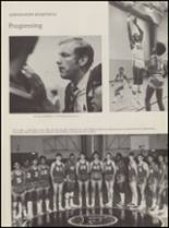 1970 Franklin High School Yearbook Page 58 & 59