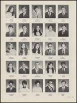 1970 Franklin High School Yearbook Page 106 & 107