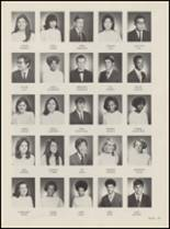 1970 Franklin High School Yearbook Page 110 & 111