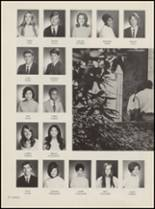 1970 Franklin High School Yearbook Page 114 & 115