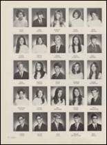 1970 Franklin High School Yearbook Page 116 & 117