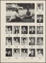 1970 Franklin High School Yearbook Page 118 & 119