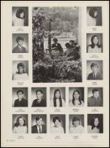 1970 Franklin High School Yearbook Page 122 & 123