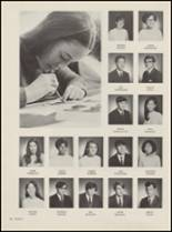 1970 Franklin High School Yearbook Page 124 & 125