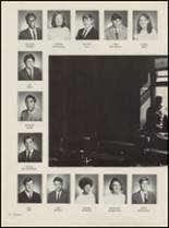 1970 Franklin High School Yearbook Page 126 & 127