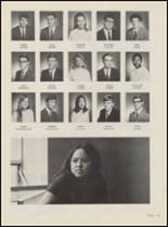 1970 Franklin High School Yearbook Page 128 & 129