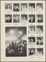 1970 Franklin High School Yearbook Page 130 & 131