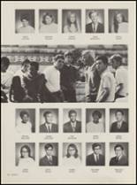 1970 Franklin High School Yearbook Page 132 & 133