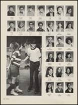 1970 Franklin High School Yearbook Page 142 & 143