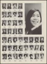 1970 Franklin High School Yearbook Page 152 & 153