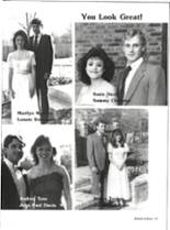 1986 Carthage High School Yearbook Page 20 & 21