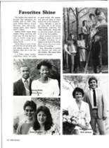 1986 Carthage High School Yearbook Page 22 & 23