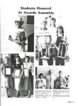 1986 Carthage High School Yearbook Page 30 & 31