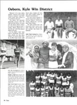 1986 Carthage High School Yearbook Page 62 & 63