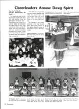 1986 Carthage High School Yearbook Page 76 & 77