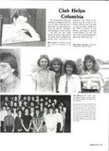 1986 Carthage High School Yearbook Page 84 & 85