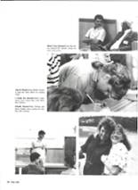 1986 Carthage High School Yearbook Page 100 & 101