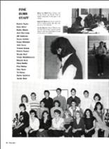 1986 Carthage High School Yearbook Page 102 & 103