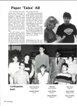 1986 Carthage High School Yearbook Page 104 & 105