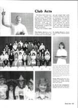 1986 Carthage High School Yearbook Page 106 & 107