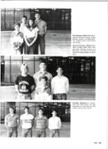 1986 Carthage High School Yearbook Page 110 & 111