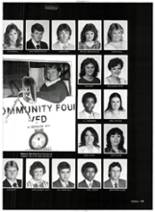 1986 Carthage High School Yearbook Page 160 & 161