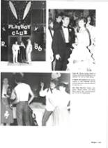 1986 Carthage High School Yearbook Page 166 & 167